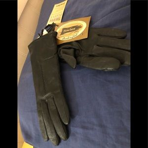 Leather gloves by Fownes size 7